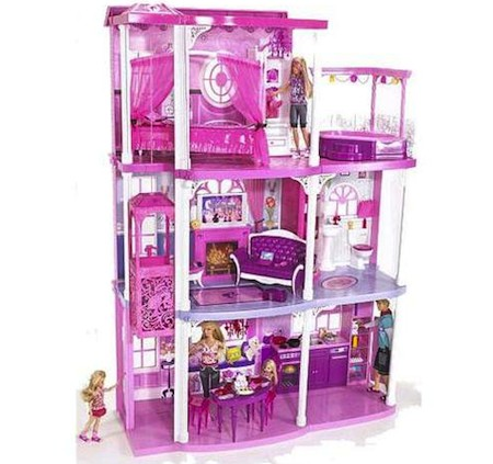 Barbie Pink World 3 Story Dream Townhouse Price And Features Price