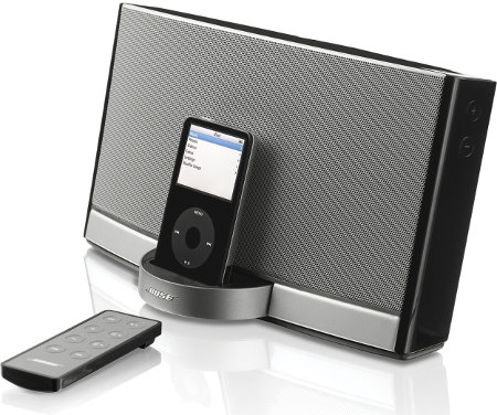 bose sounddock portable digital music system price and. Black Bedroom Furniture Sets. Home Design Ideas