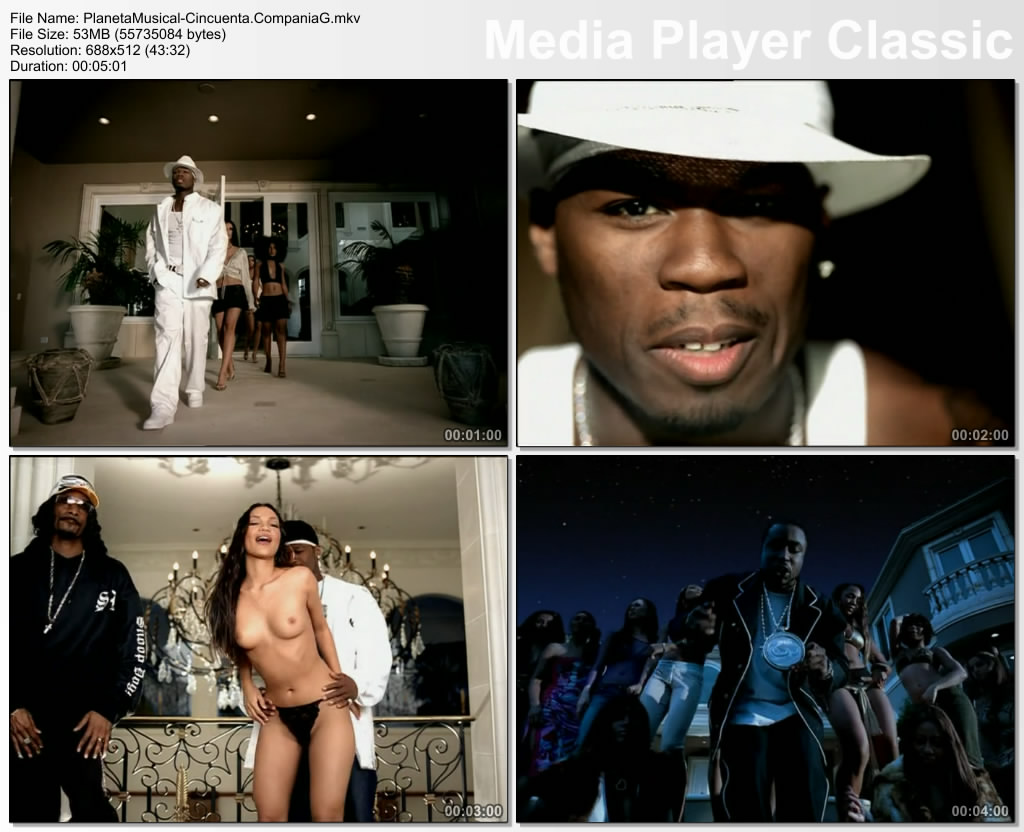 free 50 cent music videos uncut