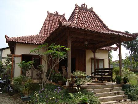 gambar rumah klasik on Konstruksi Rumah: Rumah Jawa
