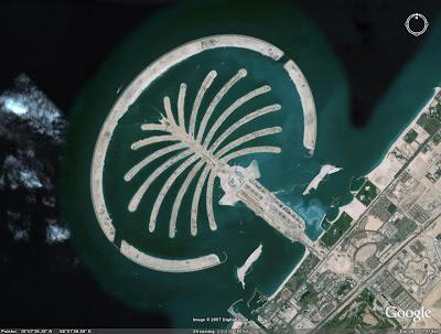 Palm Islands, Dubai, United Arab Emirates (UAE)