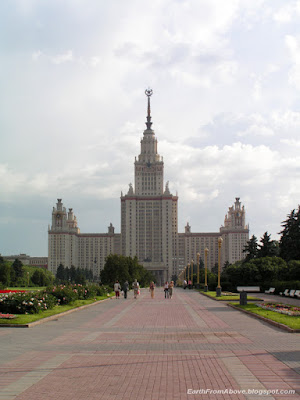 The Moscow State University, Moscow, Russia