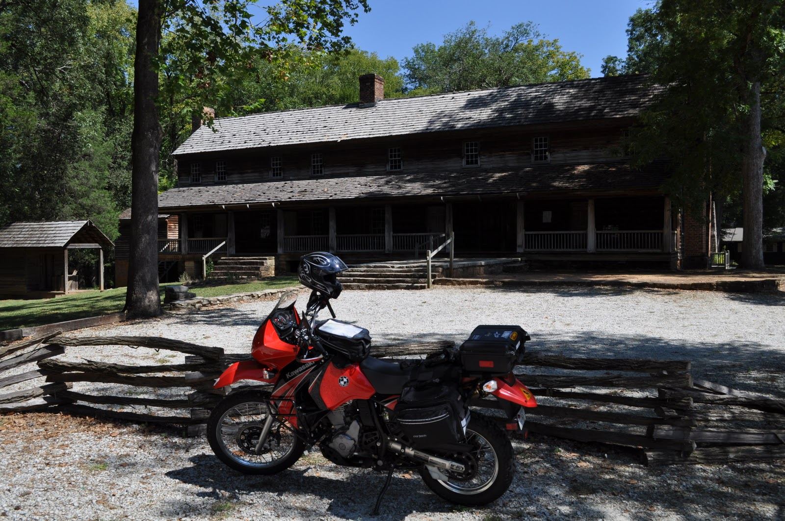 2 wheel 39 in down south south carolina sumter national for Sumter national forest cabins
