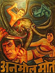 Bollywood poszter