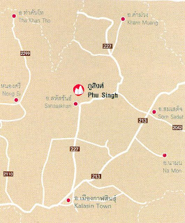 Phu Singh Map at thailand-mountains.blogspot.com