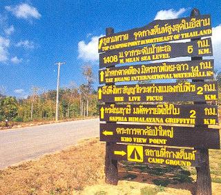 Phu Suan Sai's billboard