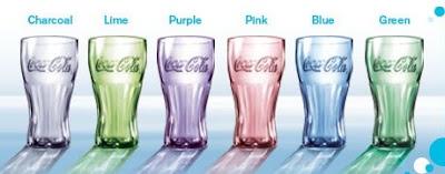 coke glasses value