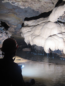 Cave photography