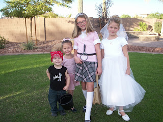 Halloween was a treat this year as expected. It amazes me how excited kids get when they dress up and get so much candy they do not know what to do with.  sc 1 st  Three Girls and One Boy : three girl costume ideas  - Germanpascual.Com
