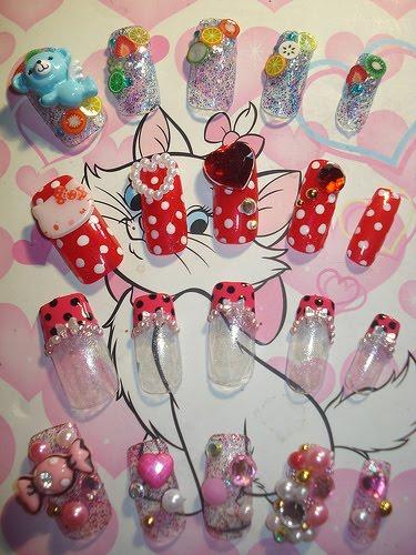 Nail art 3d supply nail salon supplies japanese nail art ibd nails wholesale nail care prinsesfo Gallery