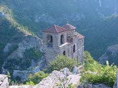 Chapelle de l'Athos...