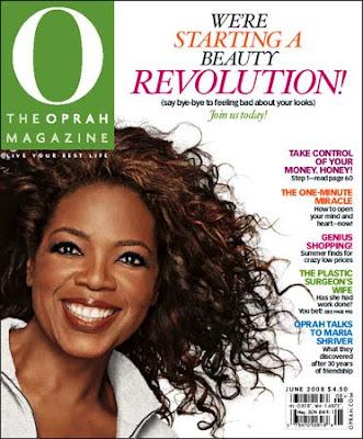 Le régime alimentaire de  Oprah Winfrey
