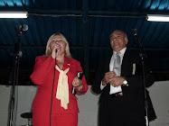 Pastores Regino Leal  y Elizabeth de Leal