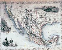 Territorio Mexicano perdido