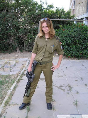 Girl Soldiers of Israel