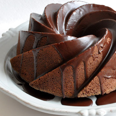 Serendipity: Chocolate Pound Cake