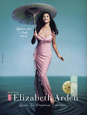 我的最爱EliZabeth Arden—Green Tea绿茶女性香水