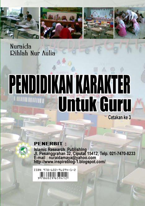 Buku Pendidikan Karakter untuk Guru