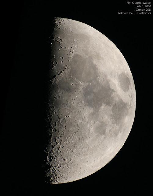 070306 1w Moon Lunar Images