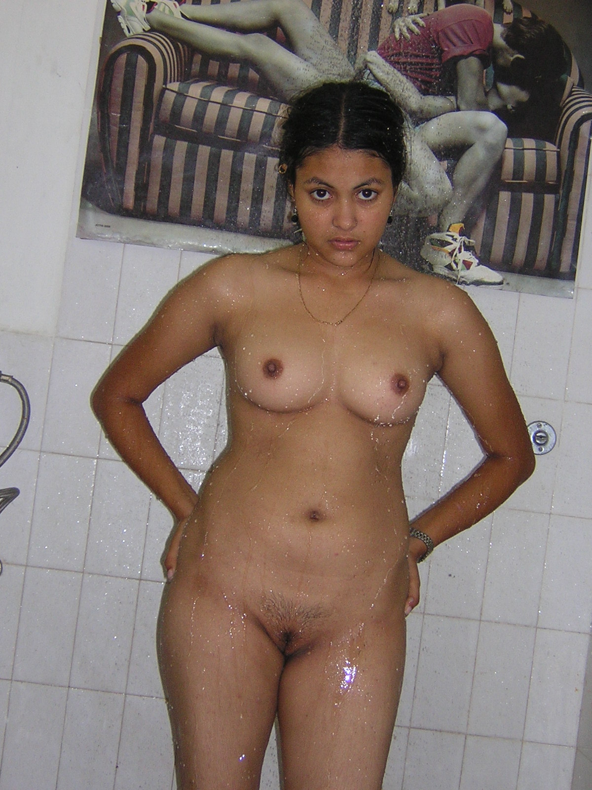 indian black naked girl
