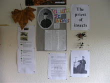 Some information about the priest of insects