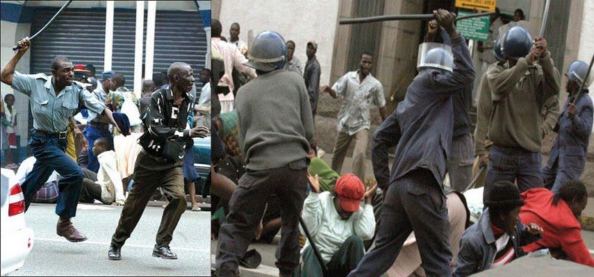 ZIMBABWE MURDERERS NAMES.