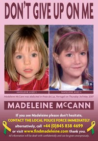 HAVE YOU SEEN MADELEINE
