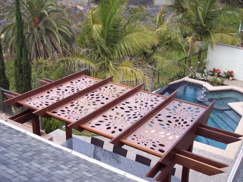 for Moroccan garden ideas.
