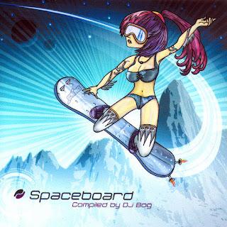VA - Spaceboard - compiled by Dj Bog (2005)