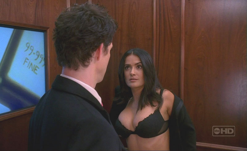 Salma Hayek Sexy Wallpapers: Hot Hollywood Girl in Hot Actions Photos ...