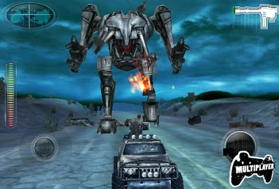 TerminatorSalvation for iPhoneGames