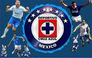 . AZUL CELESTES LES QUIERO COMPARTIR UN FONDO DE ESCRITORIO DEL CRUZ AZUL, . (azul mayor)