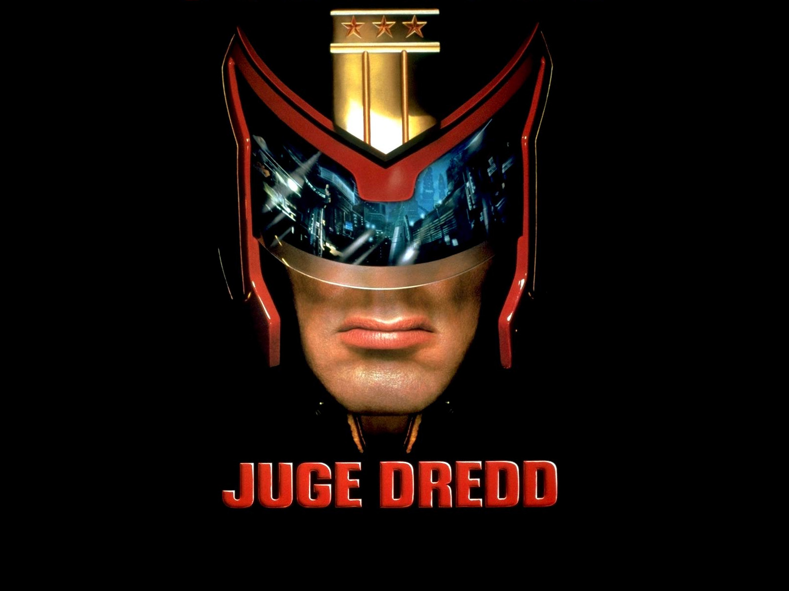 judge dredd how tall
