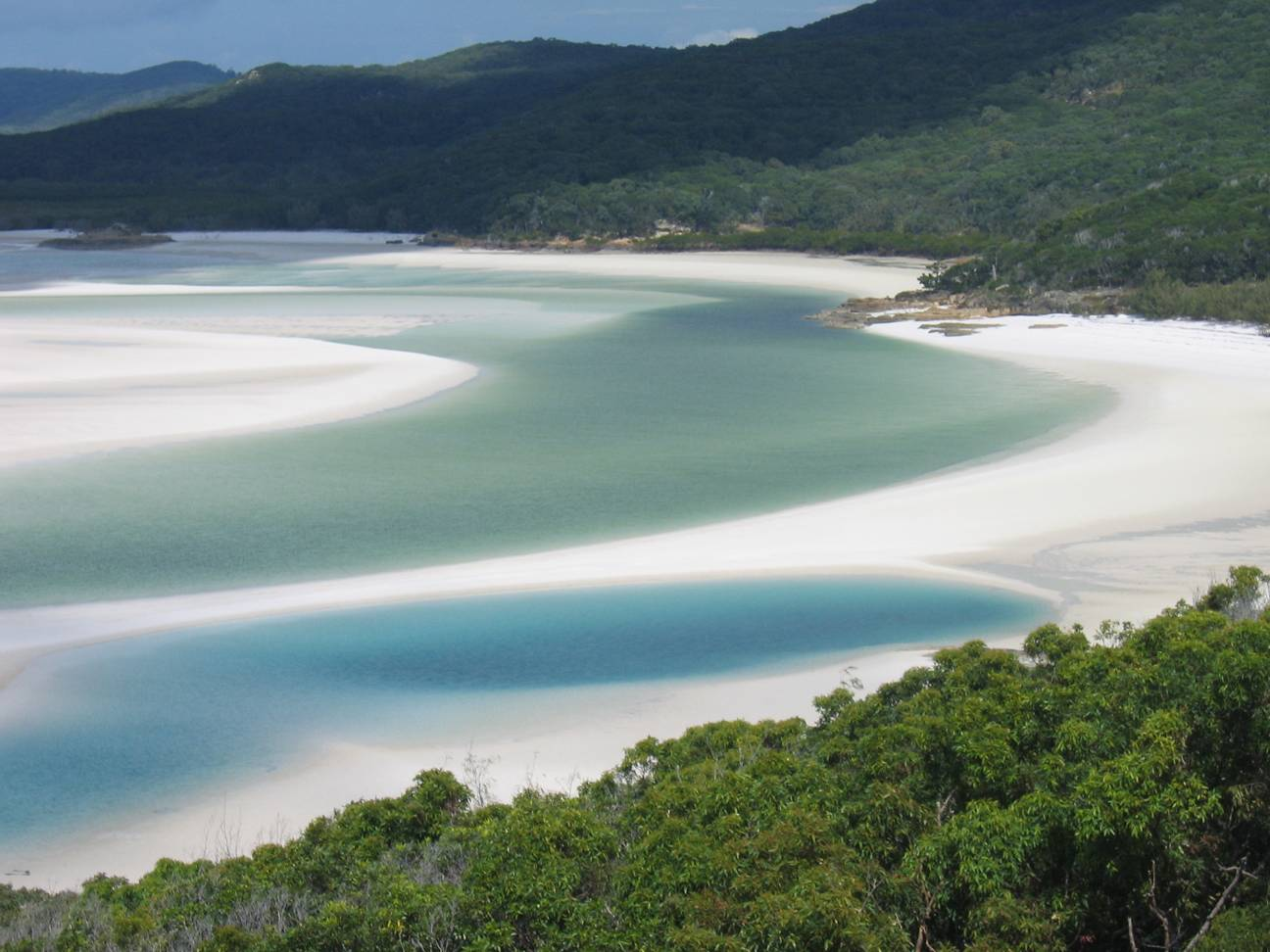 White Beach Australia  city pictures gallery : Nice Places in the World: White Heaven Beach, Queensland – Australia