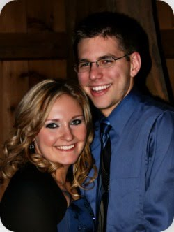 Brandon Johnson and Elisabeth Heasley