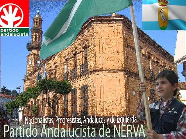 Partido  Andalucista  de  Nerva