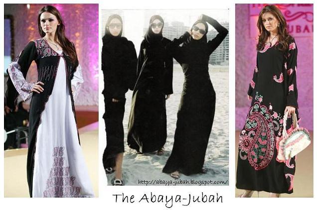 The Abaya-Jubah