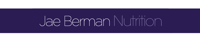 Jae Berman Nutrition