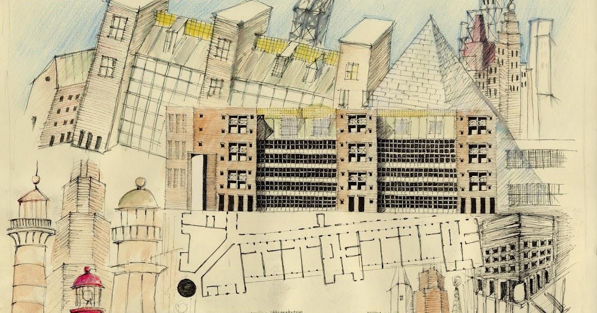 Disegno e rilievo architettura disegnata extempore for Architettura disegnata