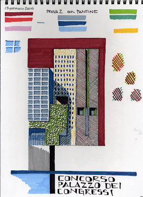 Disegno e rilievo architettura disegnata taccuini parte 7 for Architettura disegnata