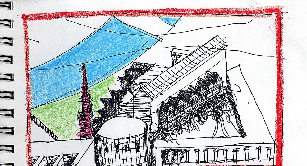 Disegno e rilievo architettura disegnata taccuini parte 8 for Architettura disegnata