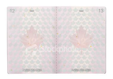 Pictures Of Blank Passport Paper Kidskunst Info