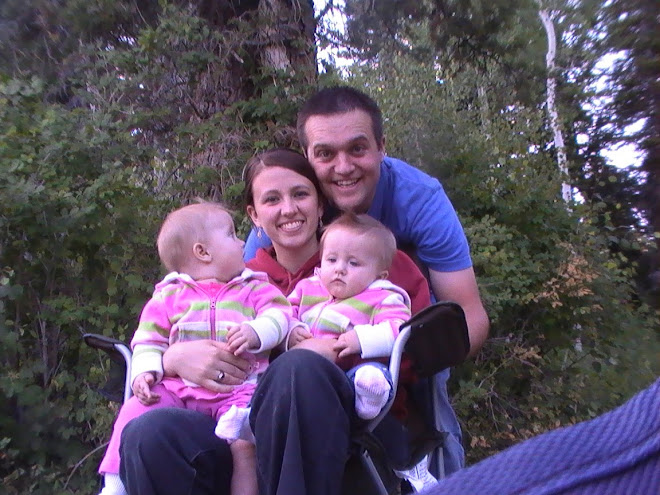 Karl, Allysa, Emma, and Paysley
