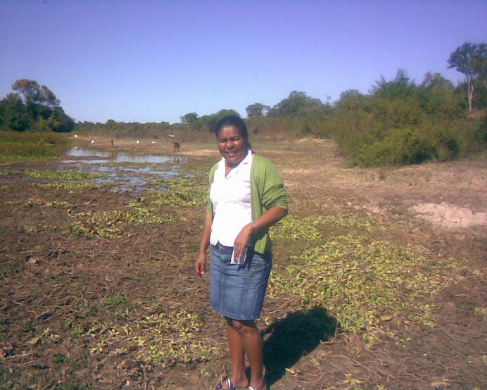 Professora Delmair: Queremos agua potável em Água Fria!