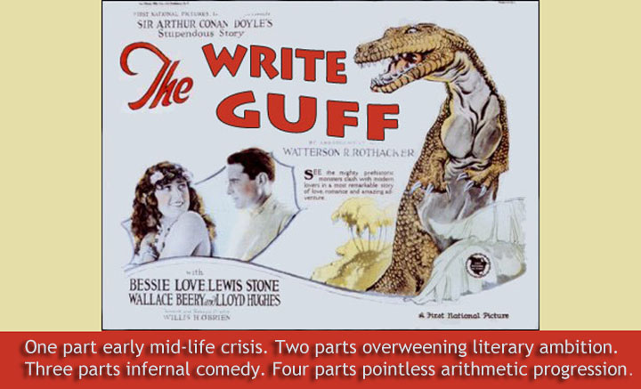 The write guff