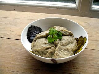 Auberginekaviaar of Baba Ganoush