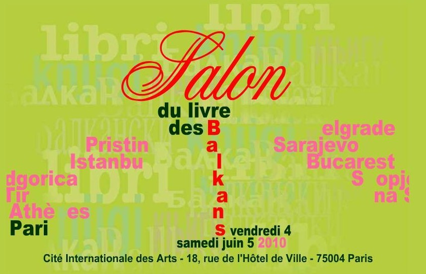 G ographie de la ville en guerre blog salon du livre des balkans - Salon du livre des balkans ...