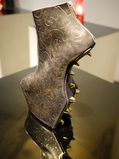 Lady Gaga Shoes Without Heel For Sale