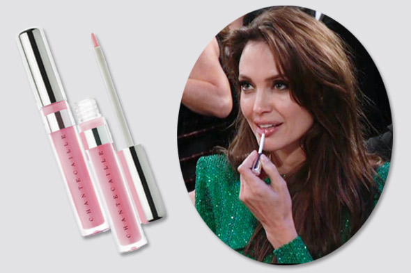 Jolie's go-to lip gloss for the star-studded event was Chantecaille