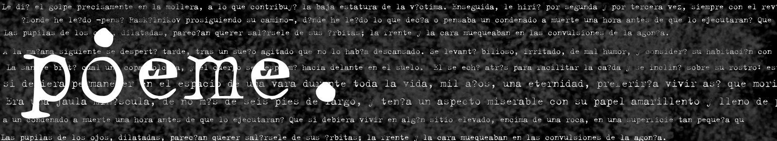 *** (poeme) ***